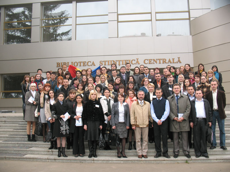 International Conference of Young Researchers, VIII-th edition, November 11, 2010, Chisinau, Moldova