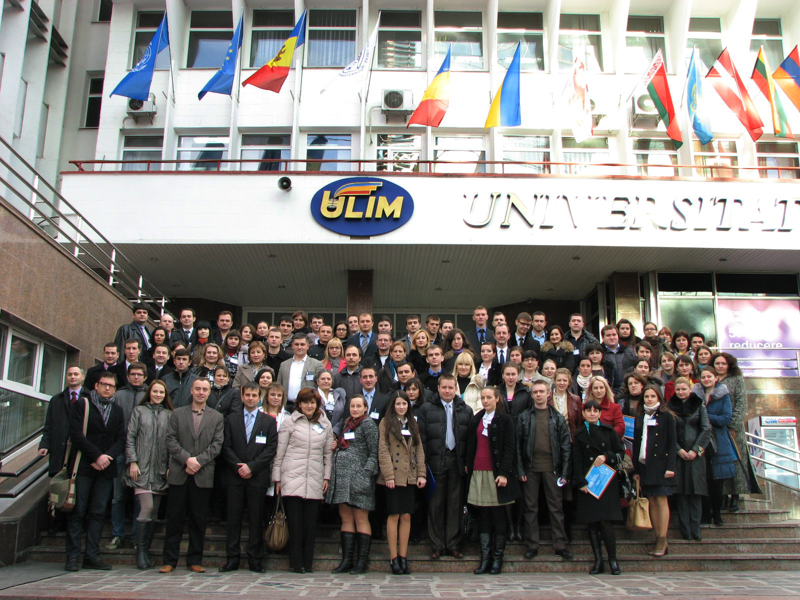 International Conference of Young Researchers, X-th edition, November 23, 2012, Chisinau, Moldova