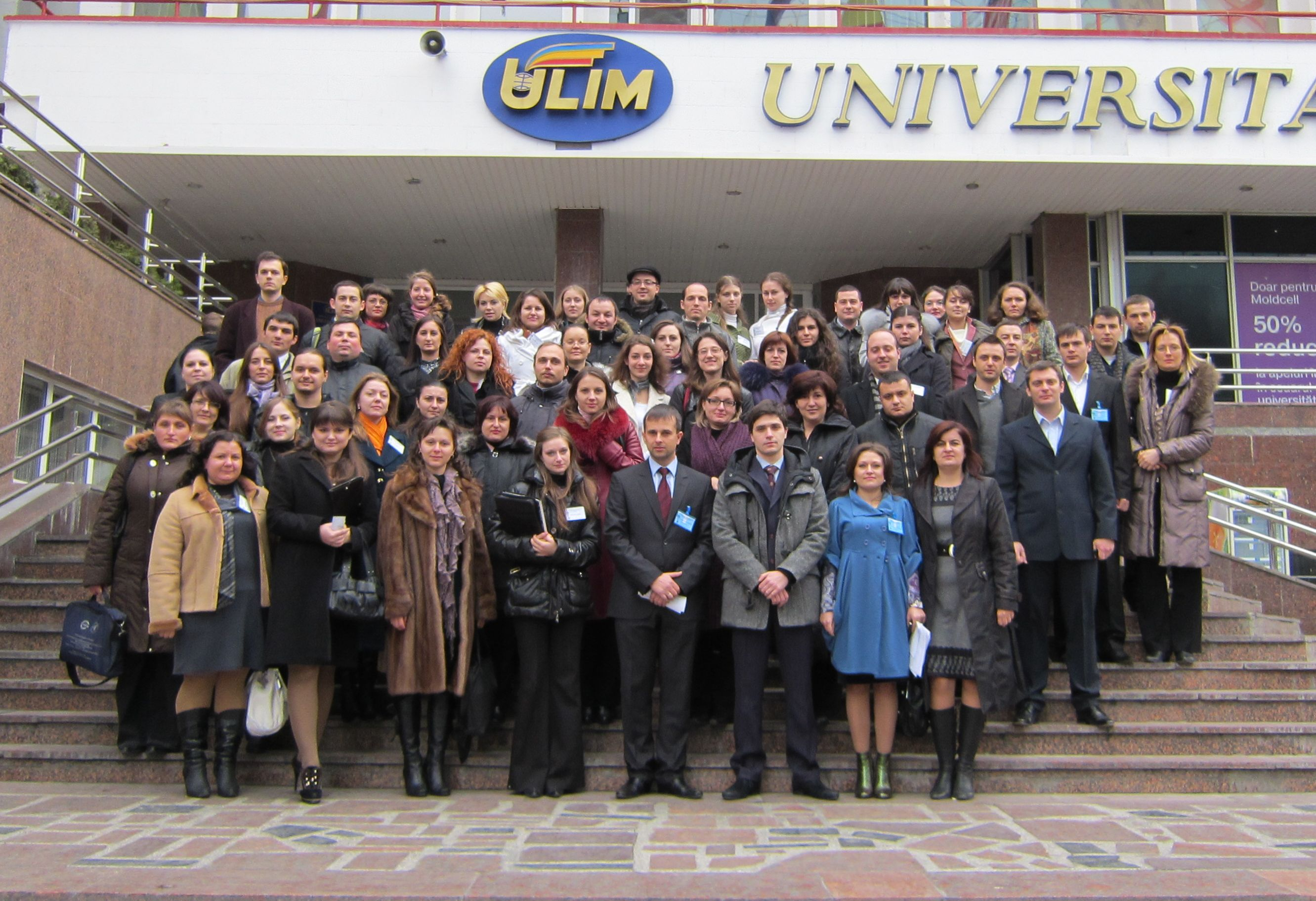 International Conference of Young Researchers, XI-th edition, November 11, 2011, Chisinau, Moldova